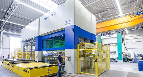 WKF Stanz- und Presstechnik